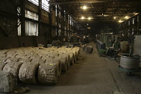 виробництво дроту